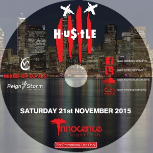 hustle mix 2015